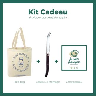 Kit cadeau - Les Petits Fromagers
